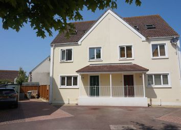 Thumbnail 4 bed semi-detached house for sale in La Rue De Deloraine, St. Saviour, Jersey