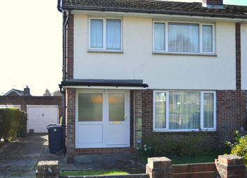 Thumbnail 3 bed semi-detached house for sale in Birch Tree Close, Emsworth