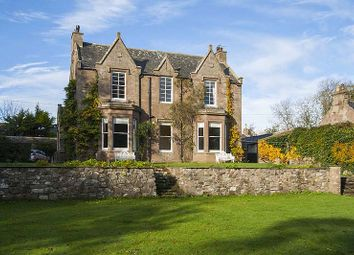 Thumbnail 5 bed detached house for sale in Alma House, Ecclesgreig Road, St Cyrus, Kincardineshire