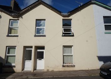 Thumbnail 3 bed terraced house for sale in Elmbank Road, Paignton