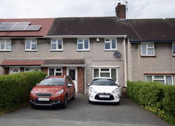 Thumbnail 3 bedroom terraced house for sale in Ffordd Llanerch, Penycae, Wrexham