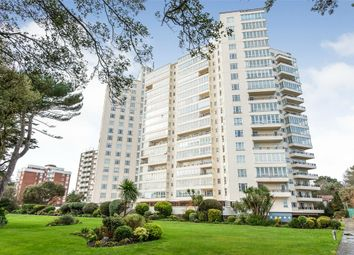 Thumbnail 3 bed flat for sale in Manor Road, Bournemouth, Dorset