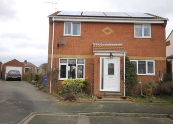 Thumbnail 3 bed detached house for sale in Cygnet Close, Filey