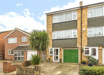 3 bed town house for sale in Crosier Road, Ickenham, Middlesex UB10