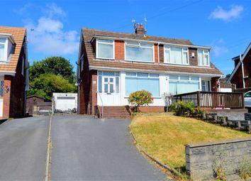 Thumbnail 2 bed semi-detached house for sale in Ridgeway, Killay, Swansea