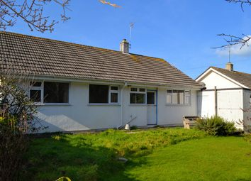 Thumbnail 3 bed detached bungalow for sale in Beverley Crescent, Hayle