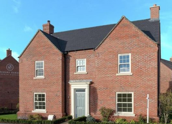 Thumbnail 4 bed detached house for sale in The Watermead, Harcourt Gardens, Wistow Road, Kibworth