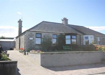 Thumbnail 3 bed semi-detached house for sale in South Road, Garmouth, Fochabers