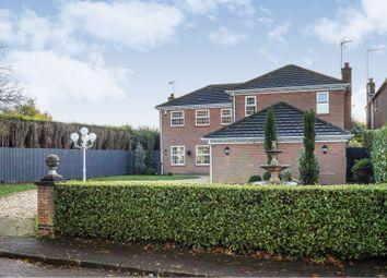 Thumbnail 5 bed detached house for sale in Mill Lane, Bulkington