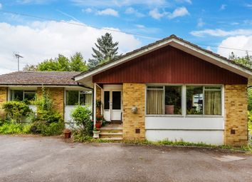 Thumbnail 3 bed detached bungalow for sale in Saxbys Lane, Lingfield
