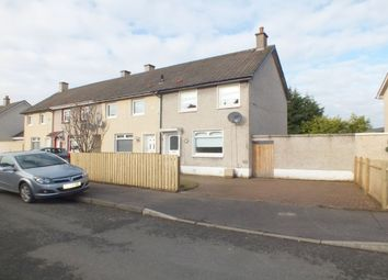 Thumbnail 2 bed terraced house to rent in Burnside Road, Newarthill, Motherwell