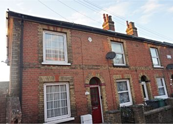 Thumbnail 2 bed end terrace house for sale in West Street, Newport