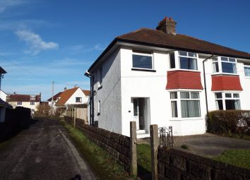 Thumbnail 3 bed semi-detached house for sale in 5 Oldway, Murton, Swansea