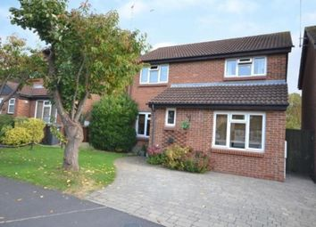 Thumbnail 4 bed detached house for sale in Abbotts Way, Bishop's Stortford