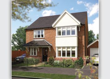 """Thumbnail 4 bed detached house for sale in """"The Canterbury"""" at Trentlea Way, Sandbach"""