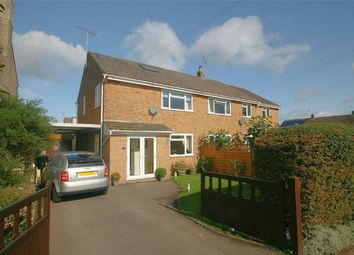 Thumbnail 4 bed semi-detached house for sale in Walk Mill Lane, Kingswood, Wotton-Under-Edge, Gloucestershire