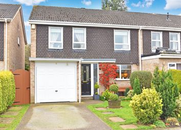 Thumbnail 4 bed semi-detached house for sale in Over Nidd, Harrogate