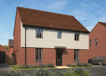 Thumbnail 4 bedroom detached house for sale in Eastfield, Telford