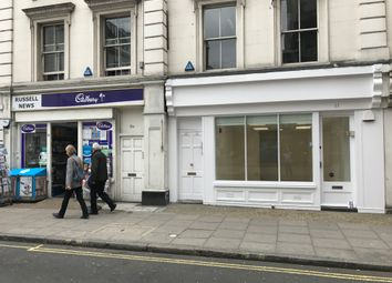 Thumbnail Retail premises to let in Great Russell Street, Fitzrovia