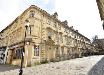 Thumbnail 2 bed maisonette for sale in North Parade Buildings, Bath, Somerset