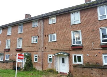 Thumbnail 1 bed flat for sale in Merlin Crescent, Exeter