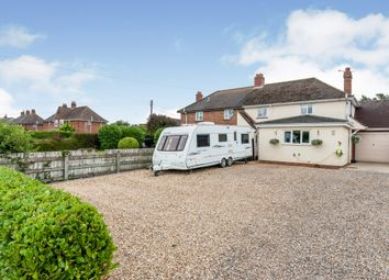 Thumbnail Semi-detached house for sale in Norton, Bury St Edmunds, Suffolk