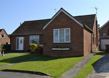 Thumbnail 3 bed semi-detached bungalow for sale in Hereford Lawns, Swindon
