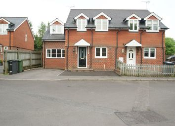Thumbnail 3 bed semi-detached house to rent in Watercress Meadow, Alresford