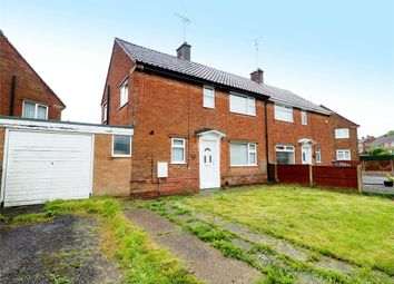 Thumbnail 3 bed semi-detached house for sale in Stanton Crescent, Sutton-In-Ashfield, Nottinghamshire
