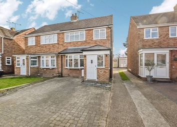 Thumbnail 3 bed semi-detached house for sale in Anthony Drive, Stanford-Le-Hope