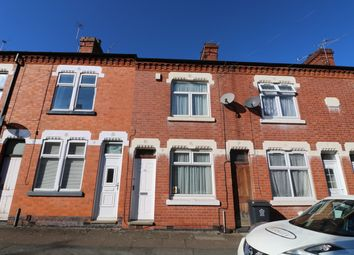 Thumbnail 2 bed terraced house for sale in Tyndale Street, Leicester