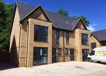 Thumbnail 3 bed town house to rent in Marchmant Square, Longthorpe, Peterborough