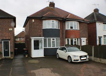 Thumbnail 2 bed semi-detached house for sale in Wighay Road, Hucknall, Nottingham