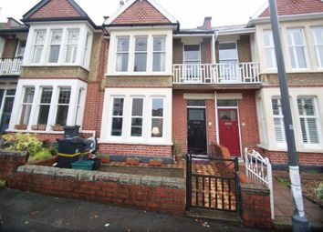 Thumbnail 2 bedroom flat to rent in St. Albans Road, Westbury Park, Bristol
