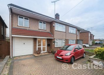 Thumbnail 4 bed semi-detached house for sale in Honey Brook, Waltham Abbey