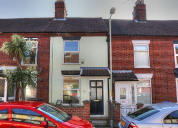 Thumbnail 2 bedroom terraced house for sale in Belsize Road, Norwich