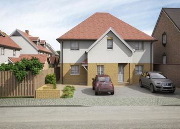 Thumbnail 1 bed flat for sale in Wilson Avenue, Rochester