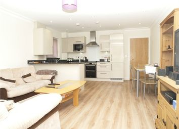 Thumbnail 2 bedroom flat to rent in Merchant Close, Epsom