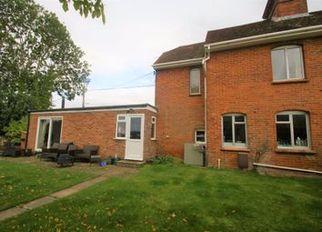 Thumbnail 3 bed cottage to rent in Goodworth Clatford, Andover