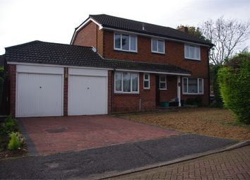 Thumbnail 4 bed detached house for sale in Harlands Grove, Farnborough, Kent