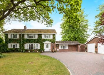 Thumbnail 4 bedroom detached house for sale in Tadley, Hampshire