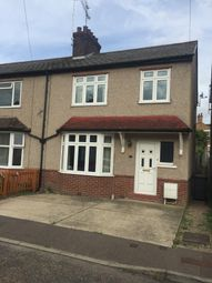 Thumbnail 3 bed end terrace house for sale in Old Court Road, Chelmsford, Chelmsford