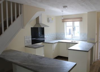 Thumbnail 2 bed end terrace house to rent in Naylor Court, Stowmarket
