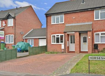 Thumbnail 2 bed semi-detached house to rent in Horseshoe Close, Fareham