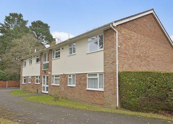 Thumbnail 2 bed flat for sale in Woodside Road, Ferndown