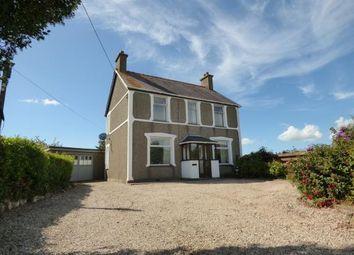 Thumbnail 3 bed detached house for sale in Llanbedrog, Pwllheli, Gwynedd
