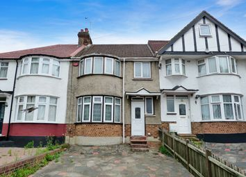 Thumbnail 3 bed terraced house for sale in Hillside Crescent, Harrow