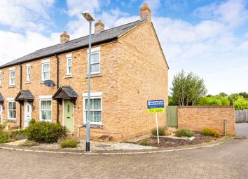 Thumbnail 2 bedroom end terrace house for sale in Brockholme Mews, Great Cambourne, Cambridge