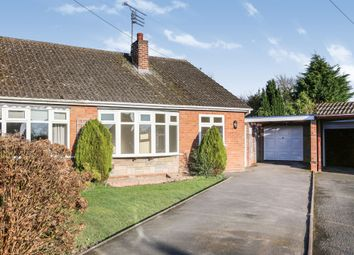 Thumbnail 2 bed semi-detached bungalow for sale in Holmcroft Gardens, Coven, Wolverhampton