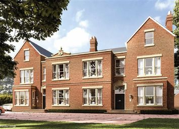 Thumbnail 2 bed flat for sale in Apartment 12, Hazelmere House, Grimsby